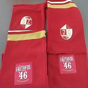 Other - San Francisco 49ers Scarf